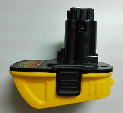 DCA1820 Cordless Tool Batteries 18 to 20 Volt Converter Adapter New