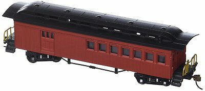 Bachmann Industries 1860 - 1880 Passenger Cars - Combine - Painted, Unlettered