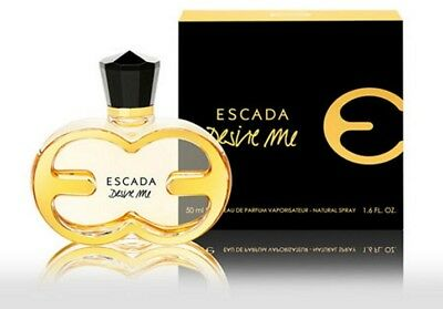 Escada Desire Me For Women Perfume Eau de Parfum 1.6 oz ~ 50 ml EDP Spray ~NIB~
