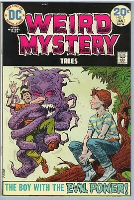 Weird Mystery Tales 9 Jan 1974 VF-NM (9.0)