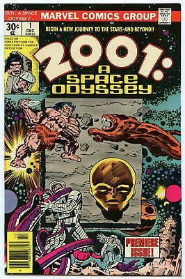 2001: A Space Odyssey 1 Dec 1976 VF- (7.5)