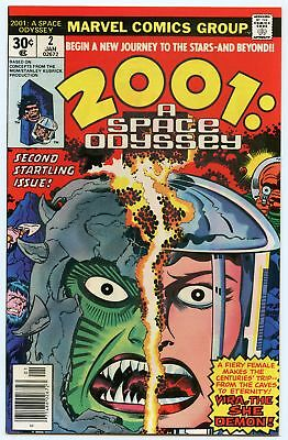 2001: A Space Odyssey 2 Jan 1977 VF/NM (9.0)