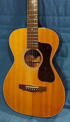 Guild F-20 Acoustic (circa 1977) -- all-solid Spruce/Mahogany -- w/case