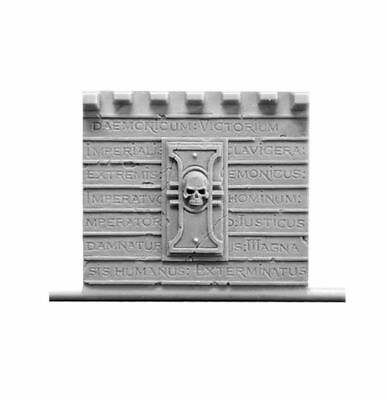 Warhammer 40K Gry Knights Inquisition Rhino Rear Door