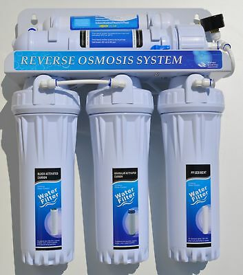 5 Stage Reverse Osmosis RODI 100G/PD With DI