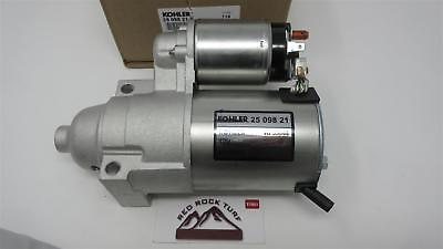 Kohler 25-098-21-S Electric Starter Replaces 25-098-20S 25-098-11-S 10455516 NEW