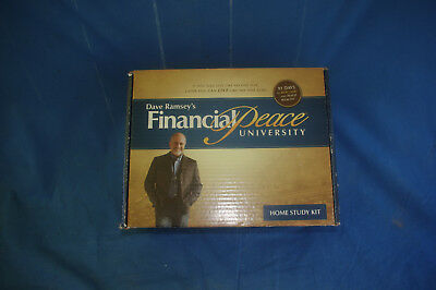Niw Dave Ramsey Home Study Kit Dvd!!