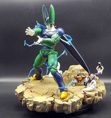 Dragon Ball Z 1/6 Scale Cell Resin GK Collection Figure Statue In Stock