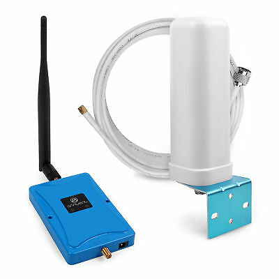850/1800MHz Extender 2G 3G 4G LTE to Enhance Voice & Data 70dB Gain for Band 5/3