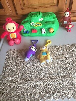 Teletubbies Magical Hill Surprise Pop Up Toy 1999 Hasbro