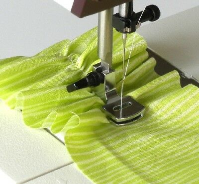 Brother GATHERING FOOT Genuine Sewing Machine Part NEW Dressmaking, Quilting