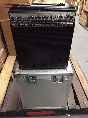 Gallien Krueger MB150E 1x12 150W Bass Combo with Roadcase - Used