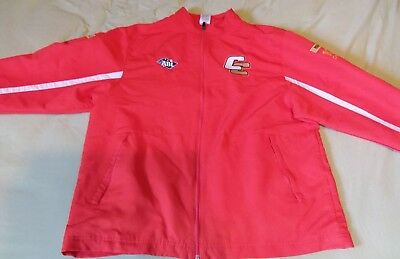 Canberra Calvary Russell Athletic Baseball Players Issue Jacket