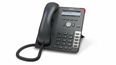 5A06-01K Snom 710 Voice-Over-Ip Internet Telefon Schwarz - Germania