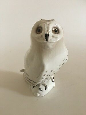 Royal Copenhagen Figurine of a Owl #467.