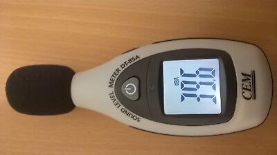 Hand Held Portable A Type Sound Level Meter ST-85A