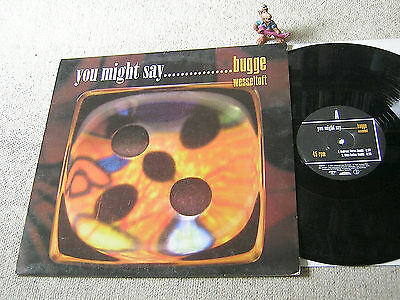 "BUGGE WESSELTOFT You Might Say 1999 GER 12""EP +PS UNIVERSAL / JAZZLAND"