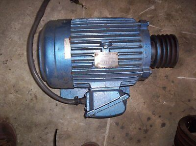 Electric Motor 7.5KW (10HP) 1450 Rpm