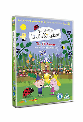 Ben And Holly's Little Kingdom Vol 4 (DVD)