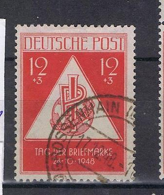 Germany 1948 Stamp Day Russian zone SG R49 Mi 228 Used