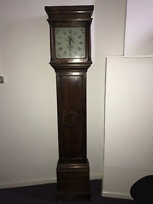 Grandfather/mother Antique Clock