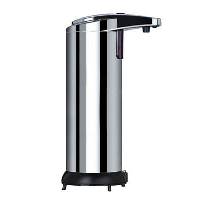 NEW Hands Free Automatic IR Sensor Touchless Soap Liquid Dispenser 240ML he7