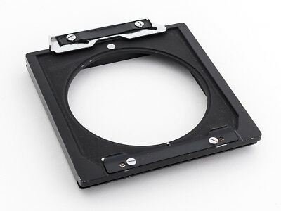 Linhof Technika to Toyo 45A Adapter Lens Board 180-635 (1631) From Japan #155