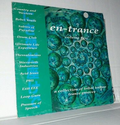 TECHNO  En-Trance Volume Two (A Collection Of Tribal Techno Trance Grooves) 2