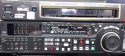 Sony HDW-2000 HD DIGITAL VIDEOCASSETTE RECORDER