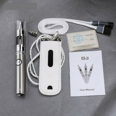 G3 Electronic Cigarette Smart Charge Vapor Pen iPhone/Android Charging Interface