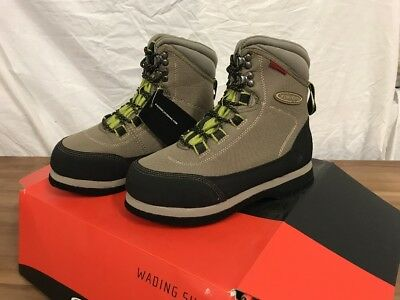 Vision Hopper Felt Bottom Fly Fishing Boots