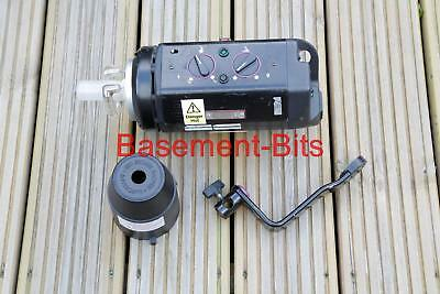 Bowens Esprit 250 BW 1070 with protection cap and mounting arm USED working #1