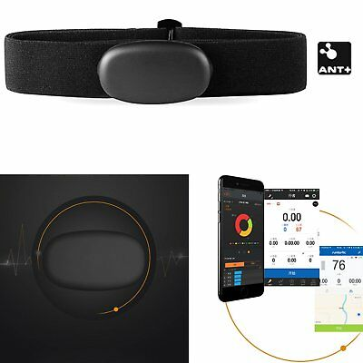 Magene MHR10 ANT+ & Bluetooth Heart Rate Sensor for Garmin/Zwift/Onelap/Strava
