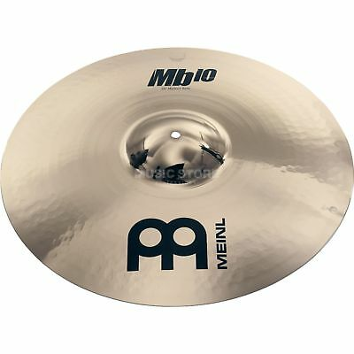 "Meinl Cymbal MB10 Medium Ride 20"" MB10-20MR-B - Made In Germany - New!"