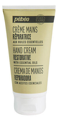 Pebeo Marius Fabre Restorative Essential Oil Hand Cream for Artists 75ml
