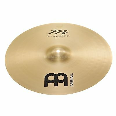 "Meinl Cymbal M-Series Medium Crash 18"" MS18MC - Made In Germany - New!"
