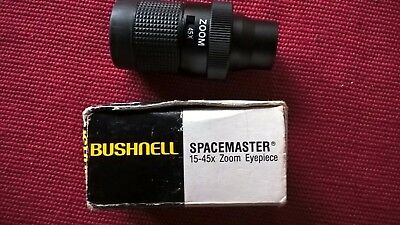 spacemaster 15-45 zoom eyepiece -old opticron scopes geoma fieldscope imagic ect