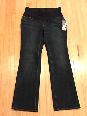 NWT Oh Baby by MOTHERHOOD Maternity Jeans Pants Size L