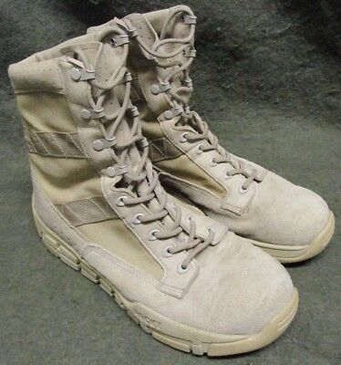 Us Army Rocky C4T Lightweight Trainer Combat Boots Uk 9.5. Eu 44. Desert Tan.
