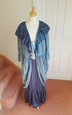 Ladies 2 Piece Victorian Costume Fits up to Size 20