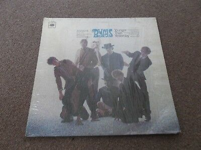 The Byrds - Younger Than Yesterday 1967  -  Vinyl  Cbs 62988