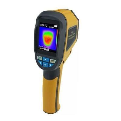 Precision Protable Thermal Imaging Camera Infrared Thermometer Imager HT-02 ED