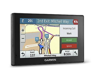Garmin DriveSmart 50LM Sat Nav 5 Inch with UK and FULL EUROPE and Lifetime Maps