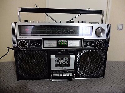 Boombox Ghettoblaster JVC RC-838L  / worldwide shipping