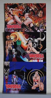 Vampirella All-New Trading Cards Breygent Marketing - Fiend's Gallery Cards