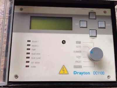 DC1100 Drayton Satchwell Schneider Controller Used