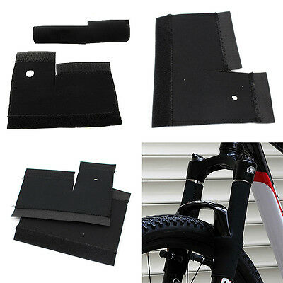 1Pair/2Pc Cycling MTB Bike Bicycle Front Fork Protector Pad Wrap Cover Set gi