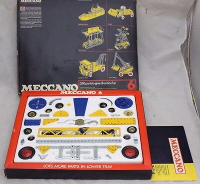 Vintage Meccano number 5ME box set -213