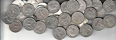 Fruit Machines One Armed Bandits Shillings X 50 Mixed Dates