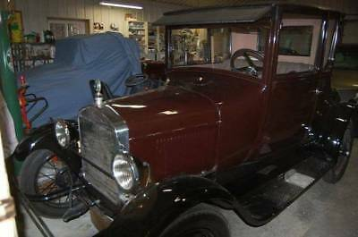 1926 Ford Model T  1926 Model T Coupe in Perfect Condition. Completely Redone!